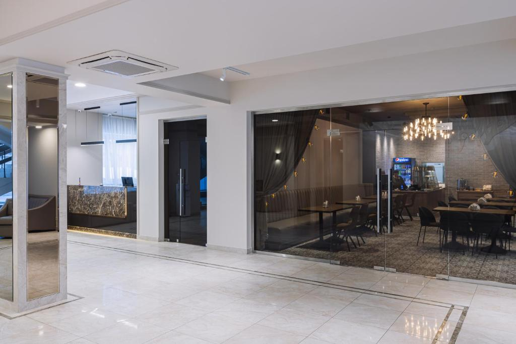 Отель Отель Гостиница Ермак