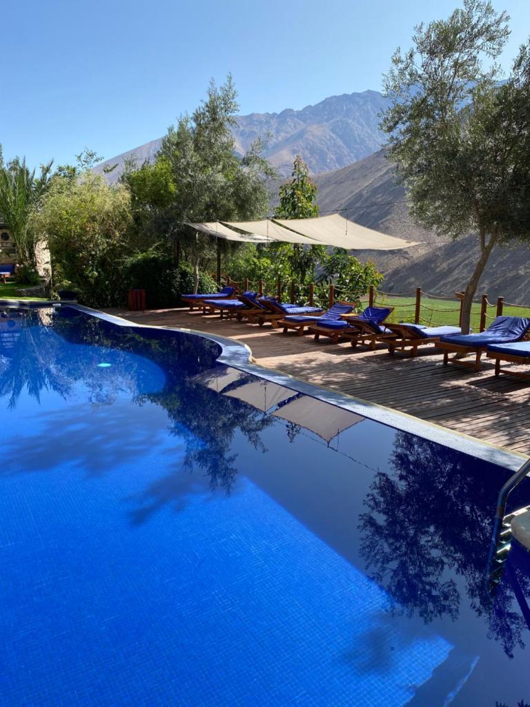 Загородный дом Cabañas Caballieri - отзывы Booking