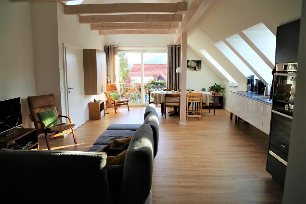 Апартаменты/квартира  Altes Logierhaus  - отзывы Booking