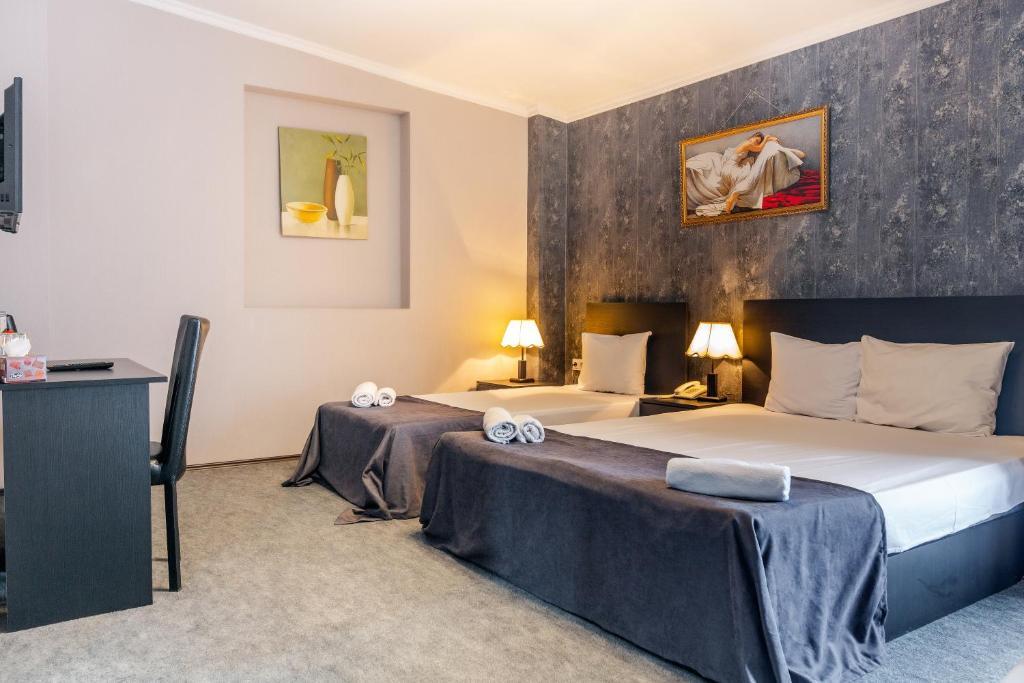 Отель Hotel Marlyn - отзывы Booking
