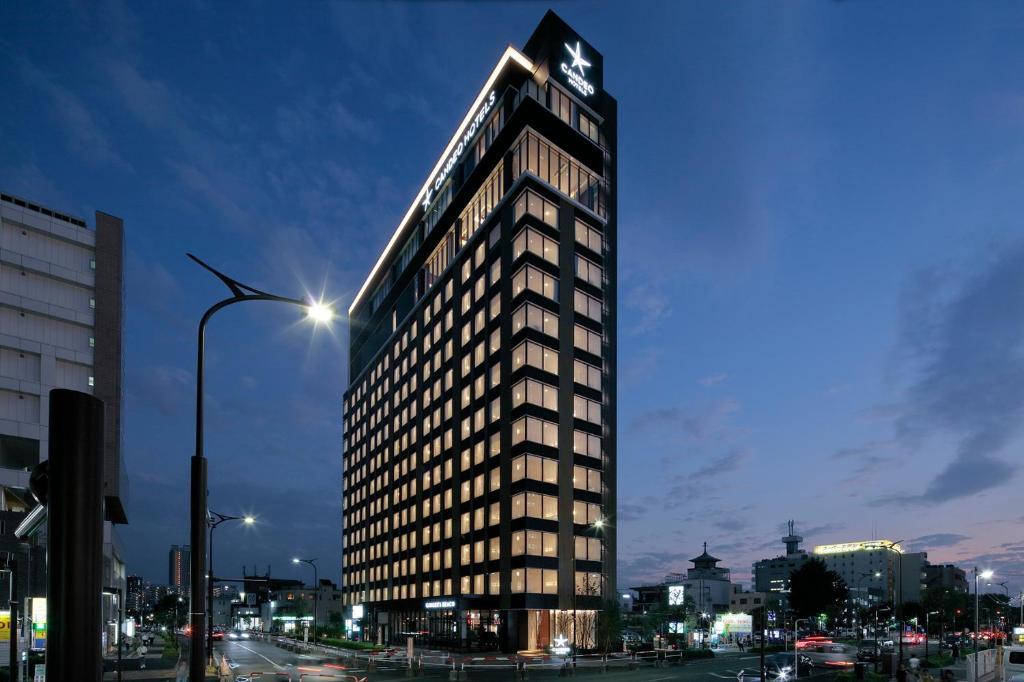Отель Candeo Hotels Omiya - отзывы Booking