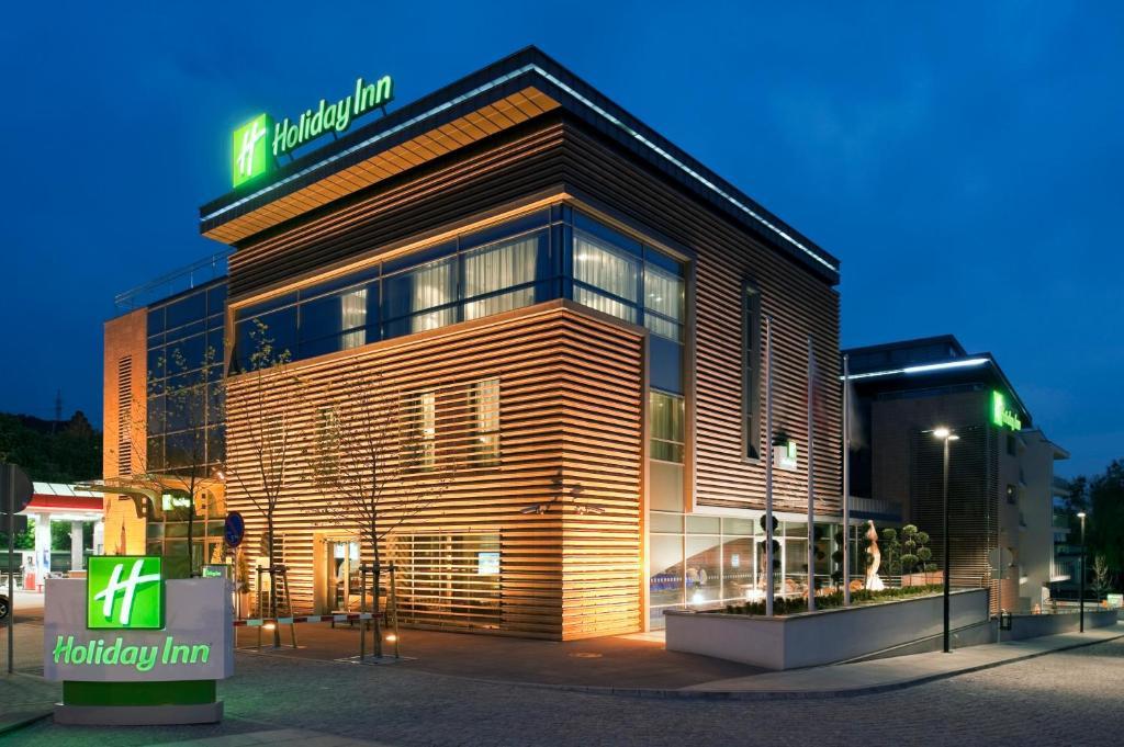 Отель  Отель  Holiday Inn Bydgoszcz, An IHG Hotel
