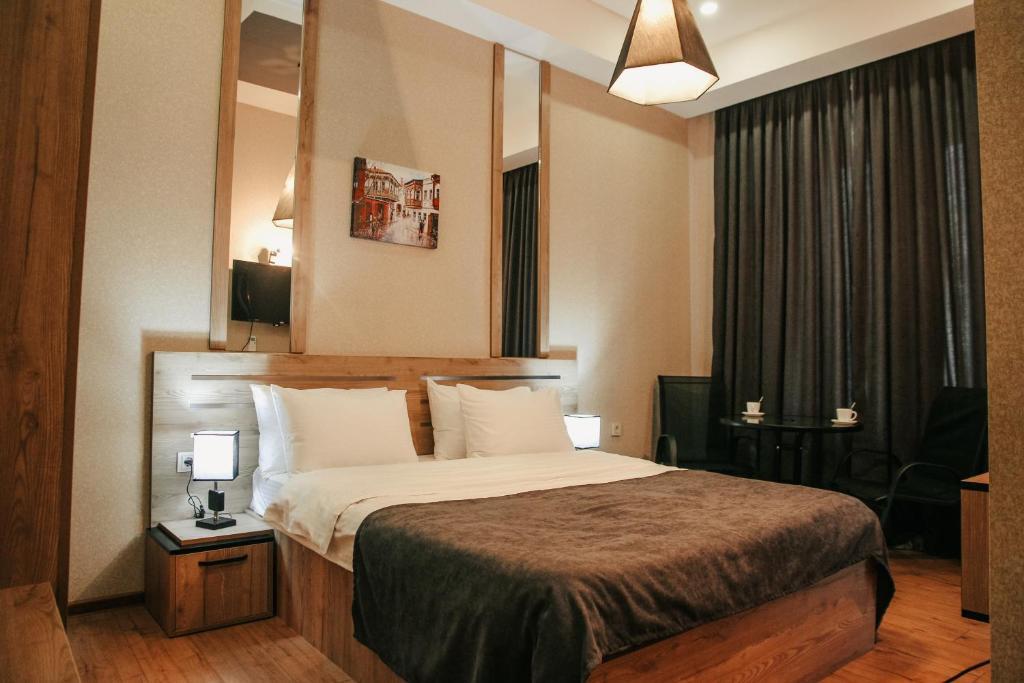 Отель  City Heart Hotel