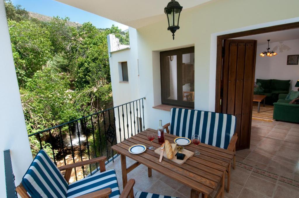 Апартаменты/квартира  El Granero At Molino La Ratonera