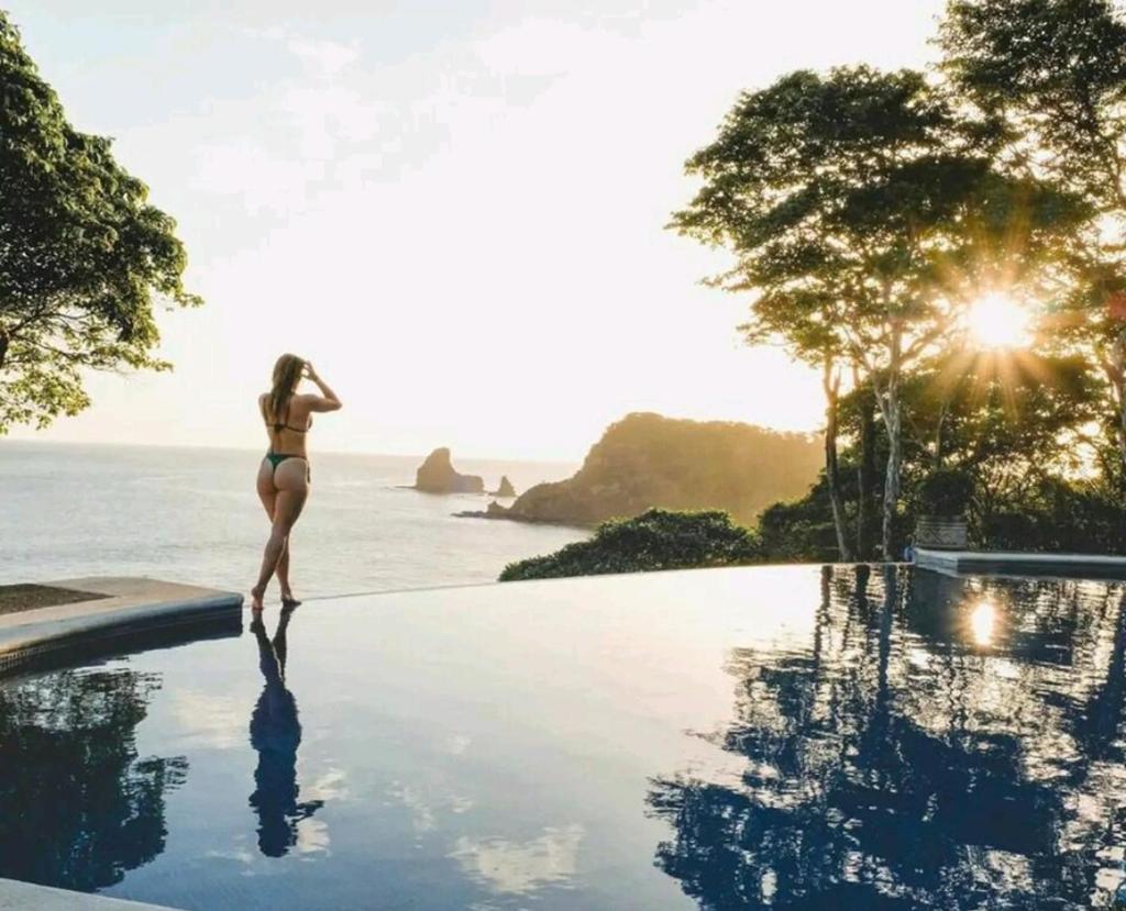Гостевой дом  Villas Playa Maderas  - отзывы Booking
