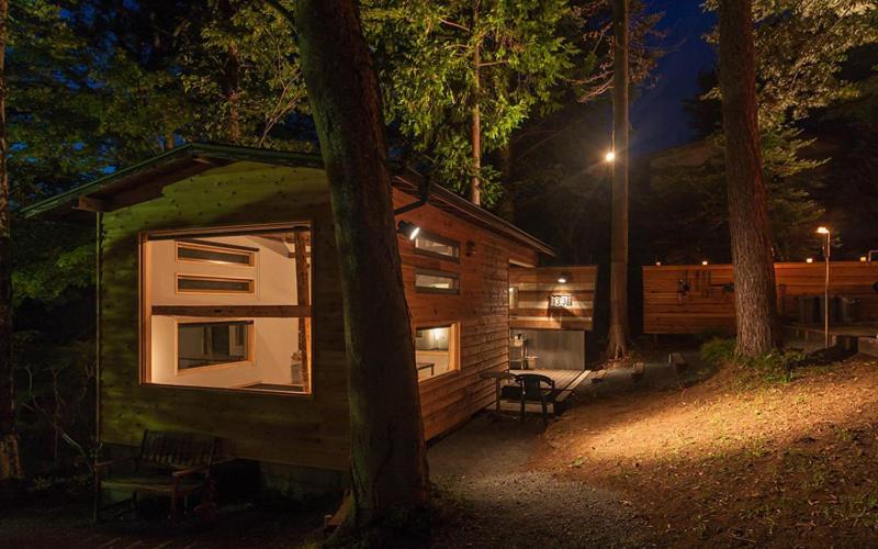 Кемпинг  Private cottage camp33  - отзывы Booking