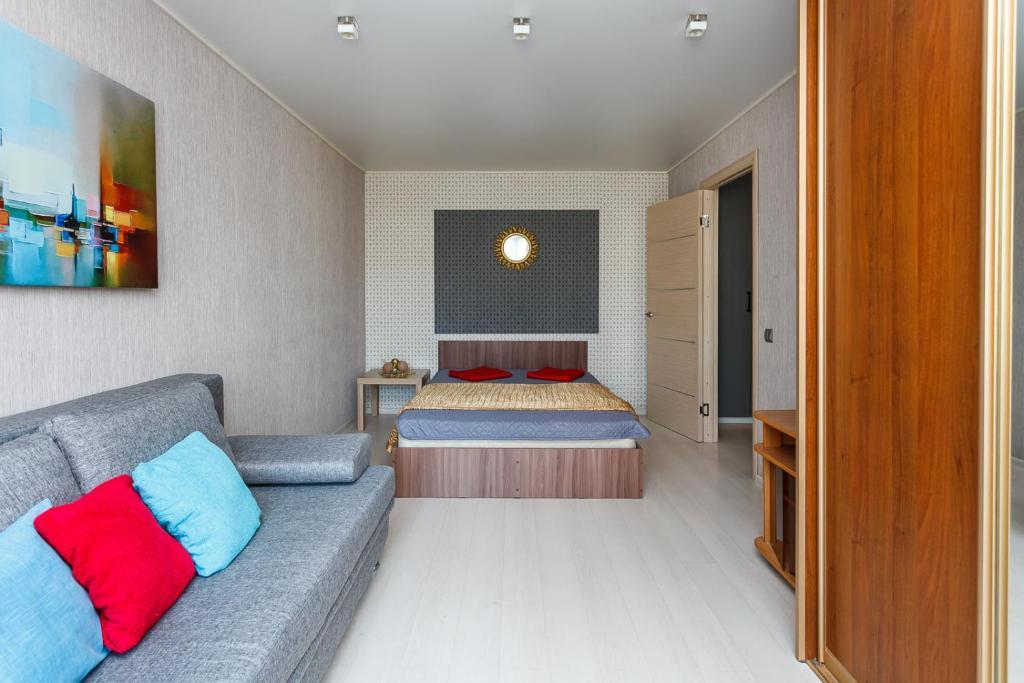 Апартаменты/квартира Апартаменты в центре Хабаровска на Панькова 24