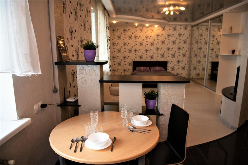 Апартаменты/квартира Апартаменты VipHouse ул.Революционная,34/1 - отзывы Booking