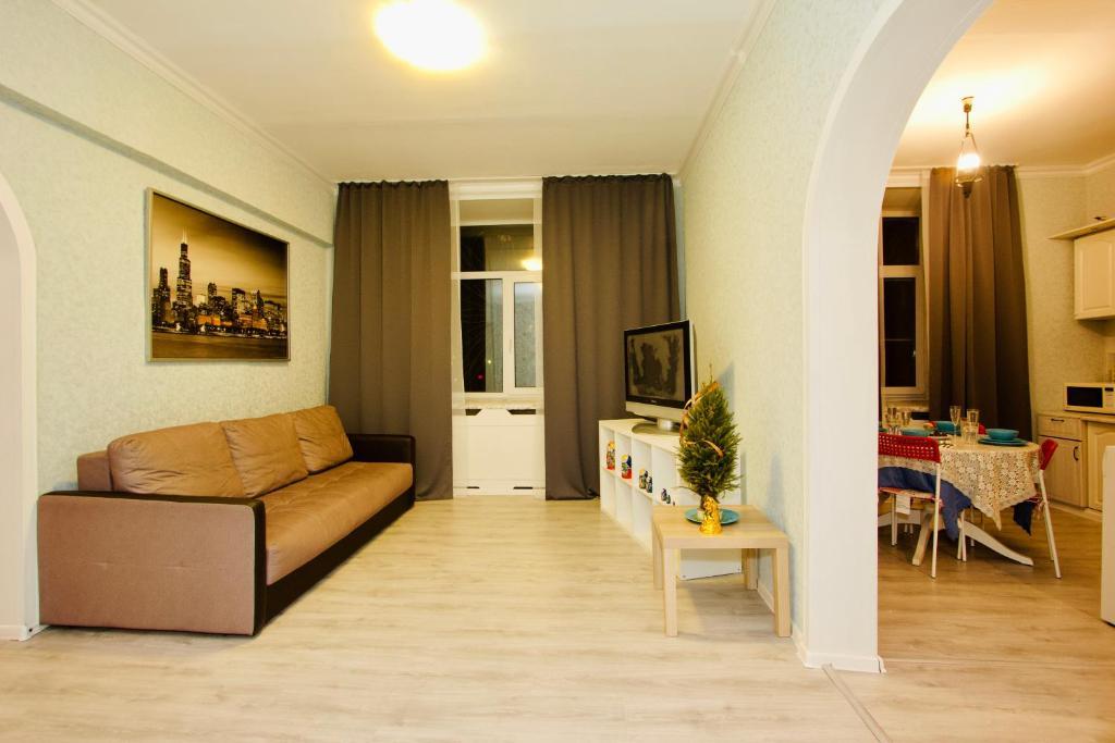 Фото Апартаменты/квартира KvartiraSvobodna - Apartment Tverskaya 28