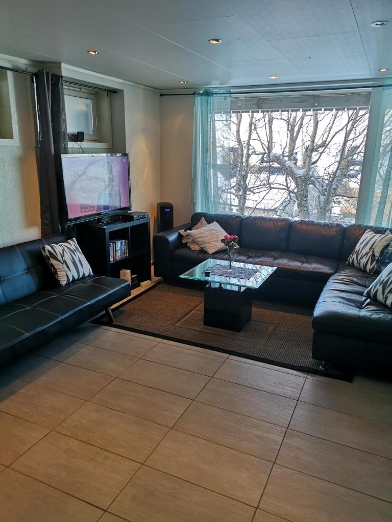 Апартаменты/квартира  Malvik  - отзывы Booking