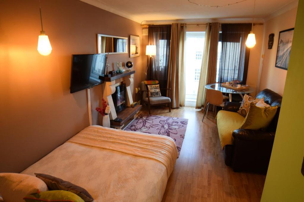 Апартаменты/квартира  Apartment City Center/Temple Bar  - отзывы Booking
