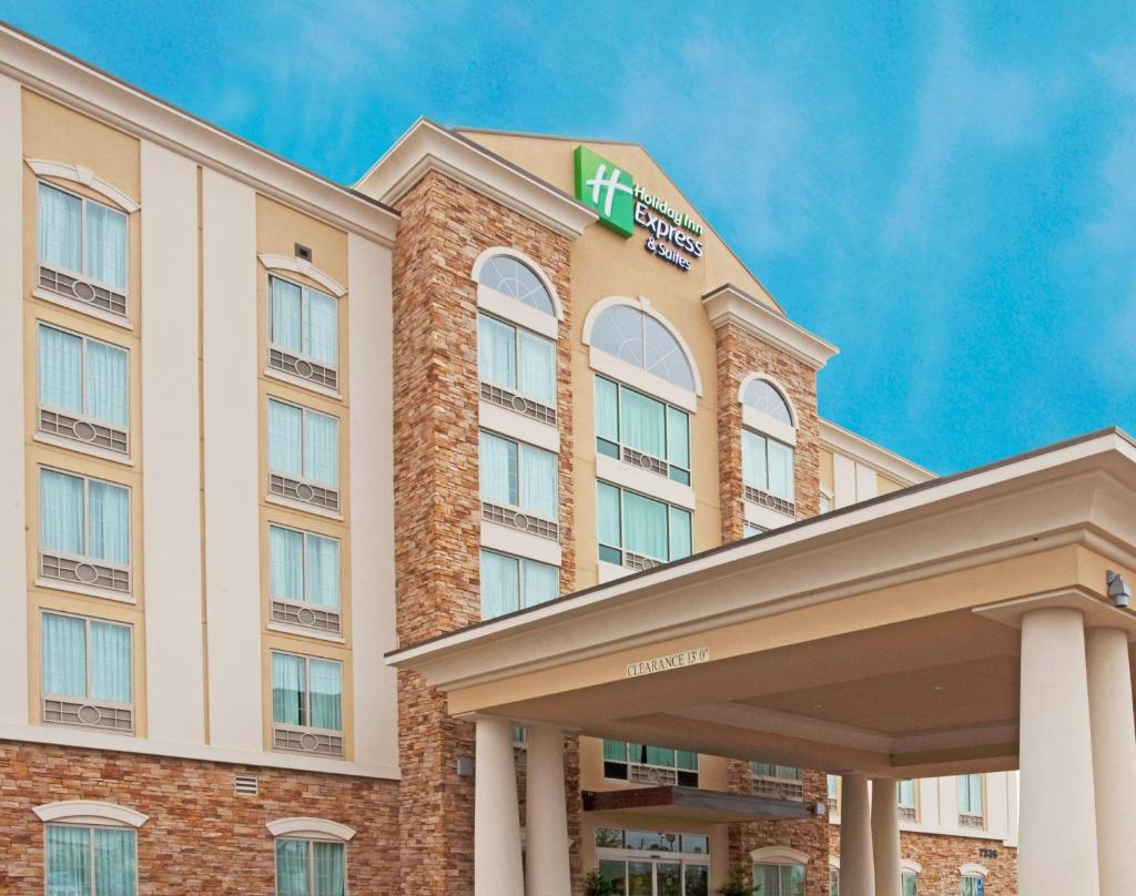 Отель  Отель  Holiday Inn Express & Suites Columbus At Northlake, An IHG Hotel