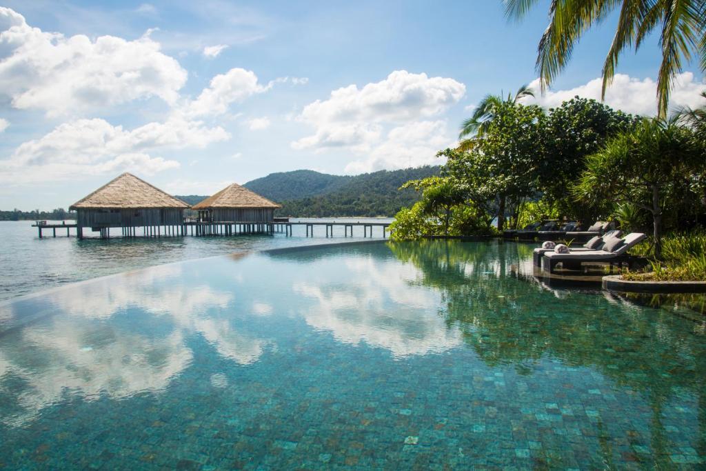 Курортный отель  Song Saa Private Island  - отзывы Booking