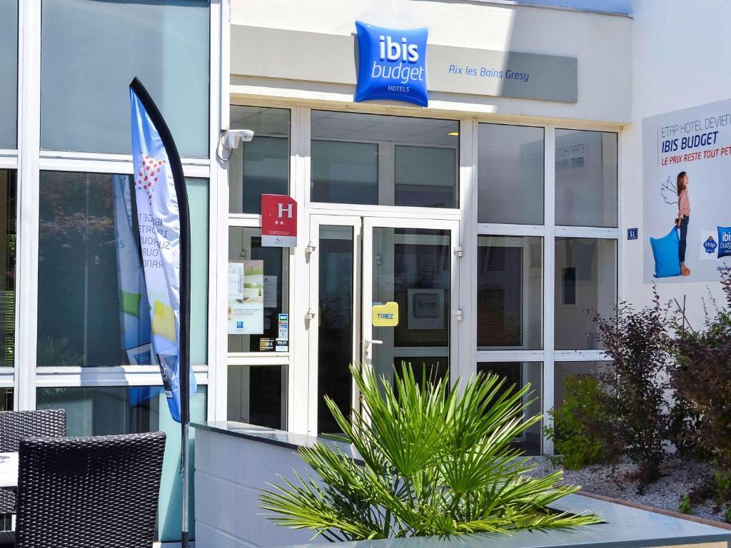 Отель  ibis budget Aix Les Bains - Grésy  - отзывы Booking
