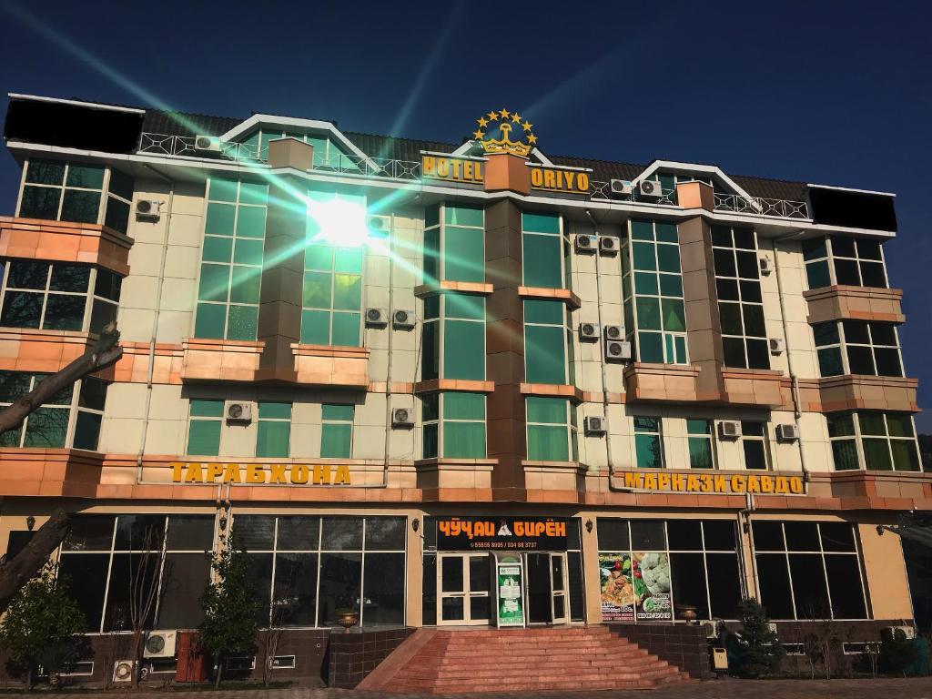 Отель Отель Hotel ORIYO