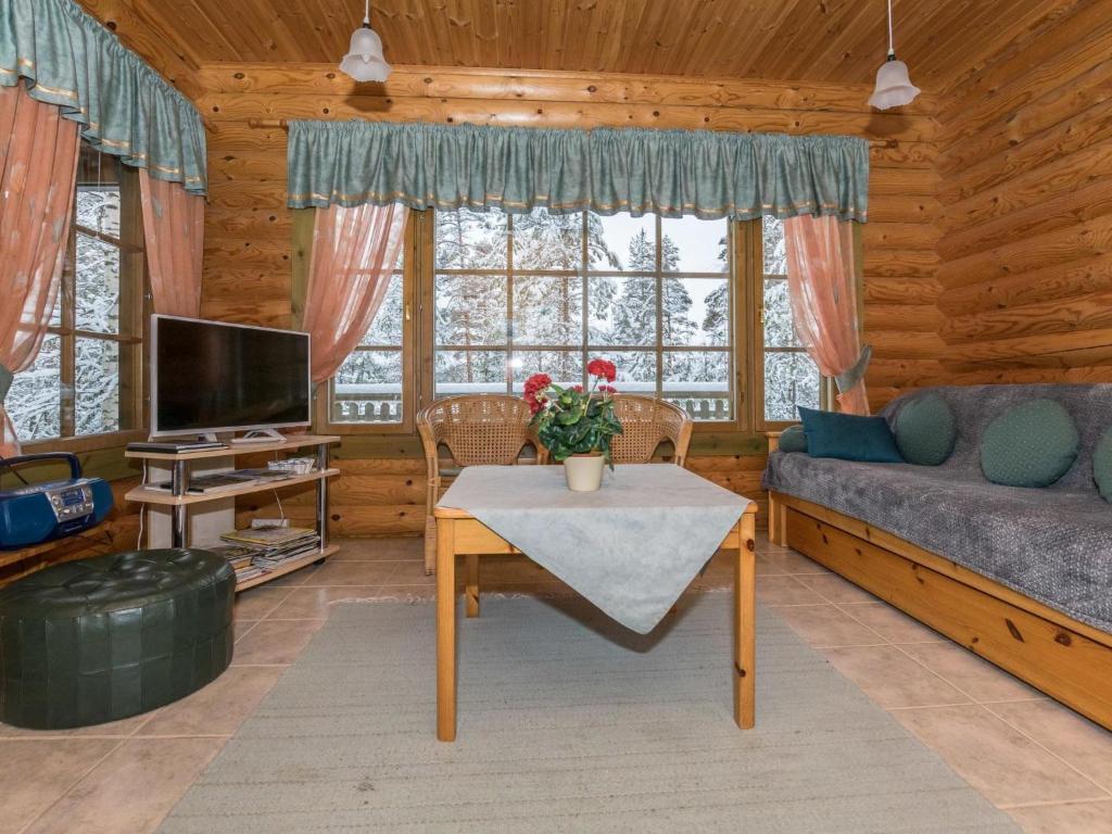 Дом для отпуска  Holiday Home Kanervakallio