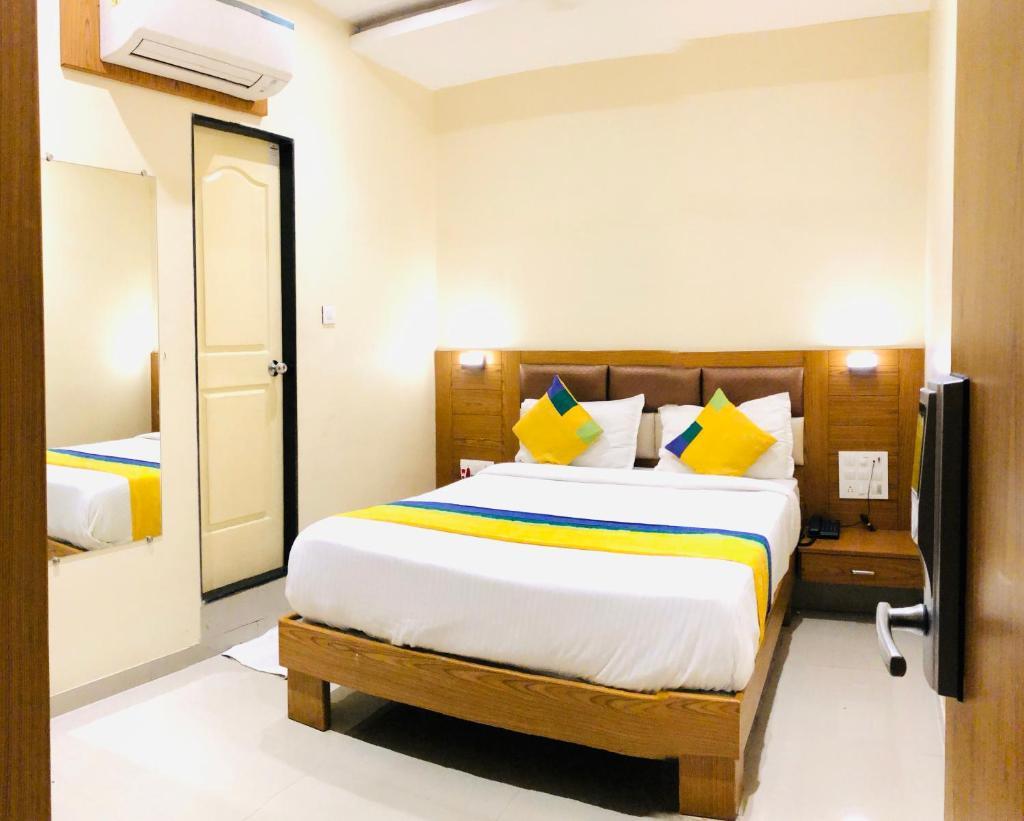 Отель  OYO 22829 Hotel Volga  - отзывы Booking