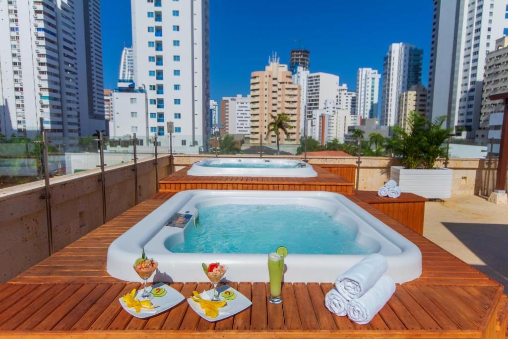 Отель  Отель  GIO Hotel Cartagena Tama