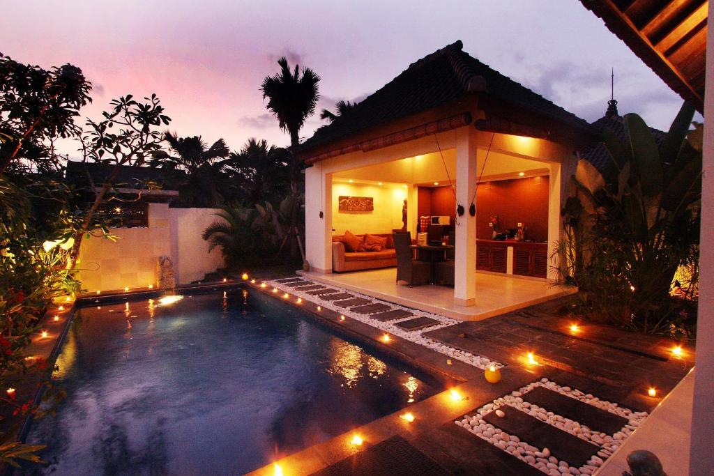 Виллы  Villa Bali Zen Kerobokan