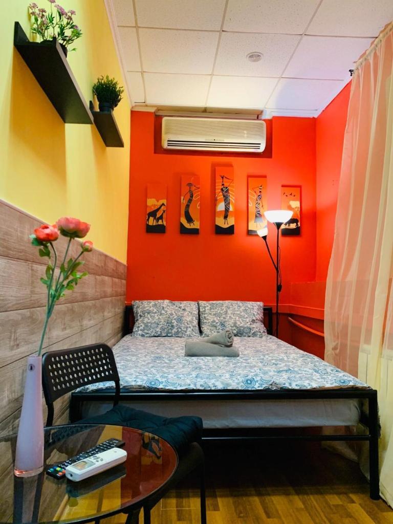 Хостел  Travel Inn Новослободская   - отзывы Booking