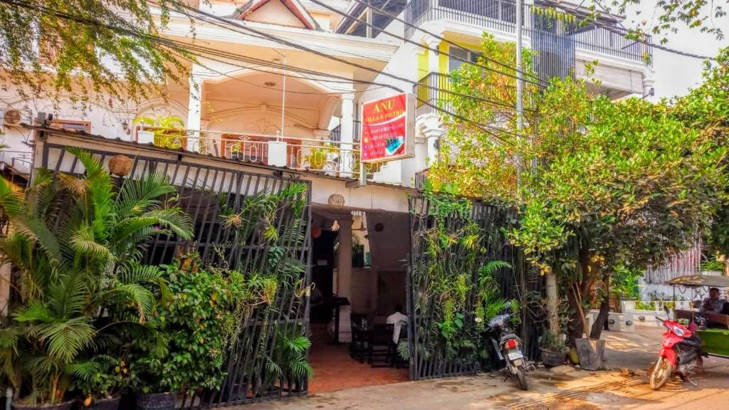 Отель  Anu Villa and Bistro  - отзывы Booking