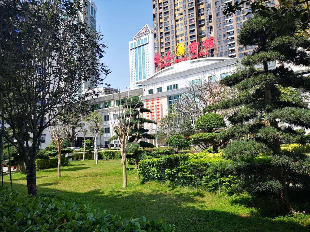 Отель Отель Guangzhou Dongshan Hotel