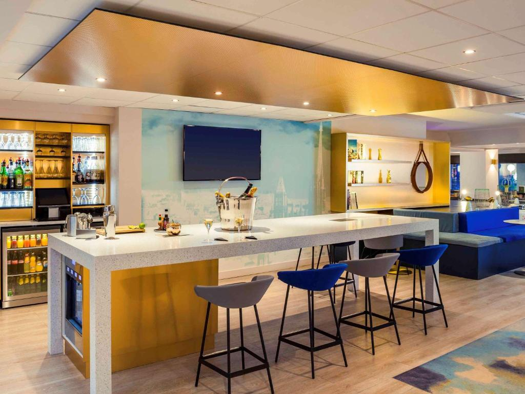 Отель Mercure Rouen Centre Cathédrale - отзывы Booking
