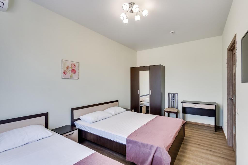Апартаменты/квартиры  Апартаменты Грин Холл  - отзывы Booking