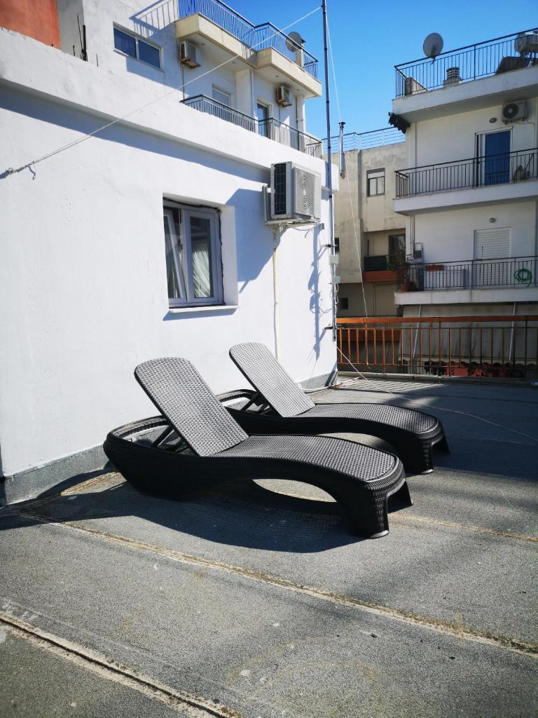 Апартаменты/квартира  Explore Greece From Cozy City Centre Apartment