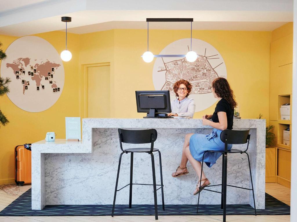 Апарт-отель Aparthotel Adagio Aix-en-Provence Centre - отзывы Booking