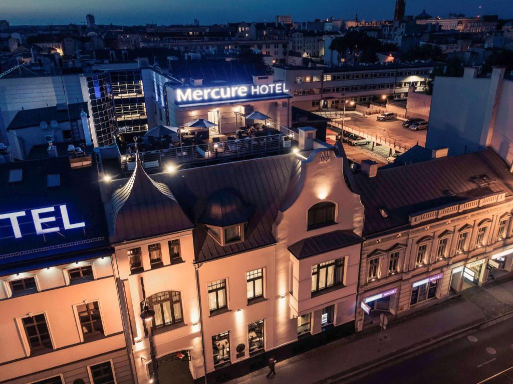 Отель  Отель  Mercure Bydgoszcz Sepia