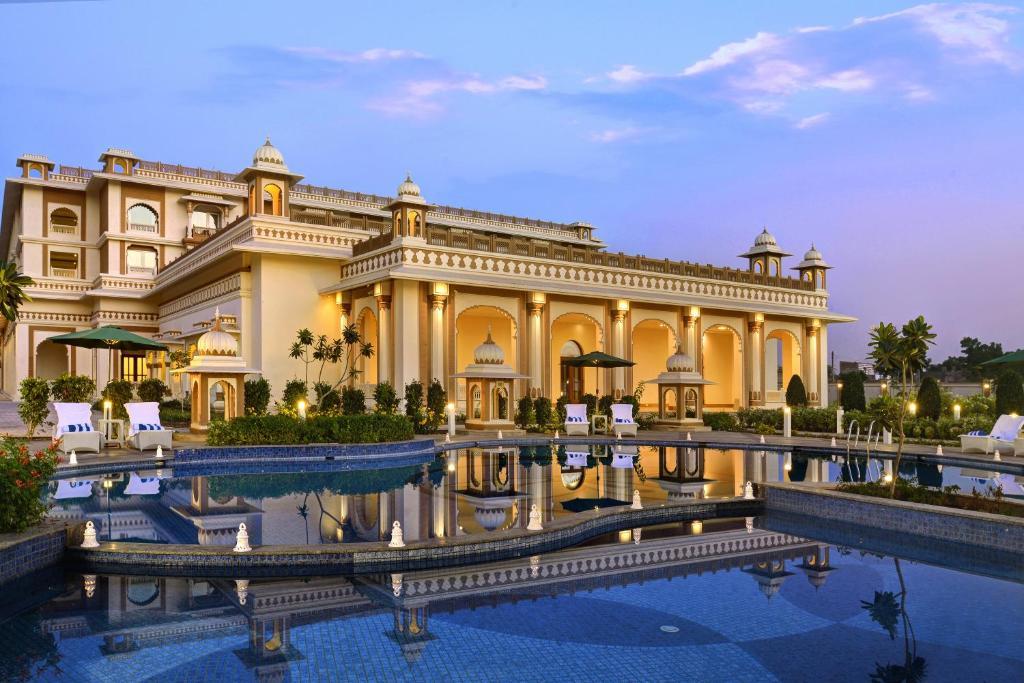 Отель  Indana Palace, Jodhpur  - отзывы Booking