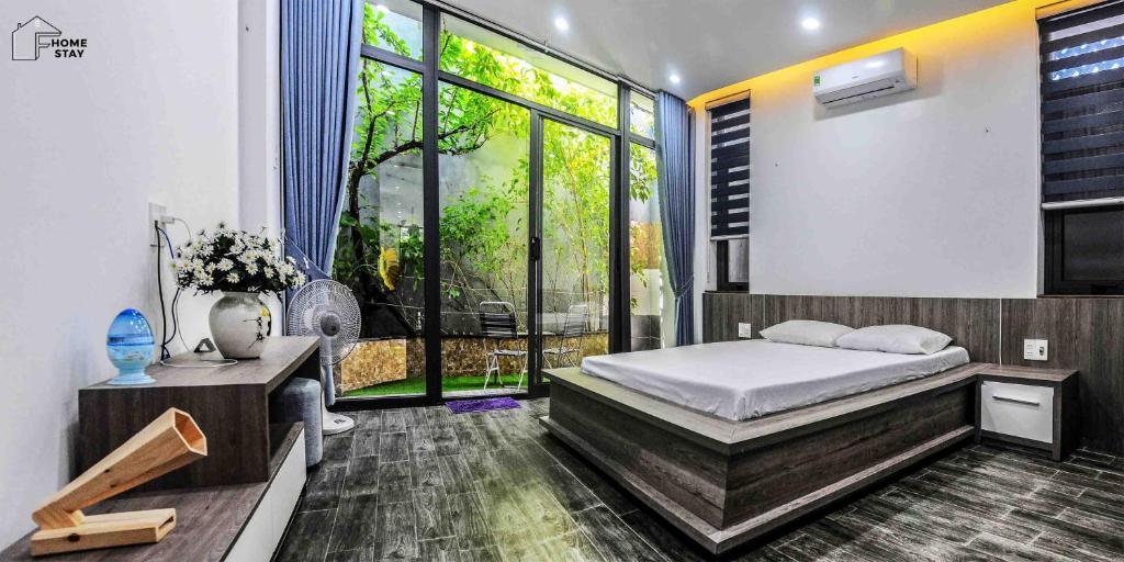 Вилла  F.Home Modern & Art 3BR Near My Khe Beach  - отзывы Booking