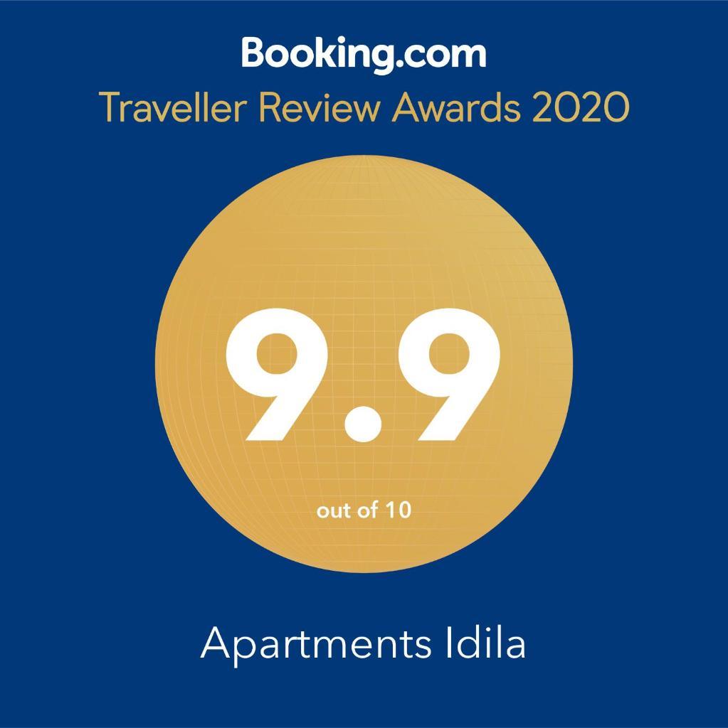Апартаменты/квартиры  Apartments Idila  - отзывы Booking