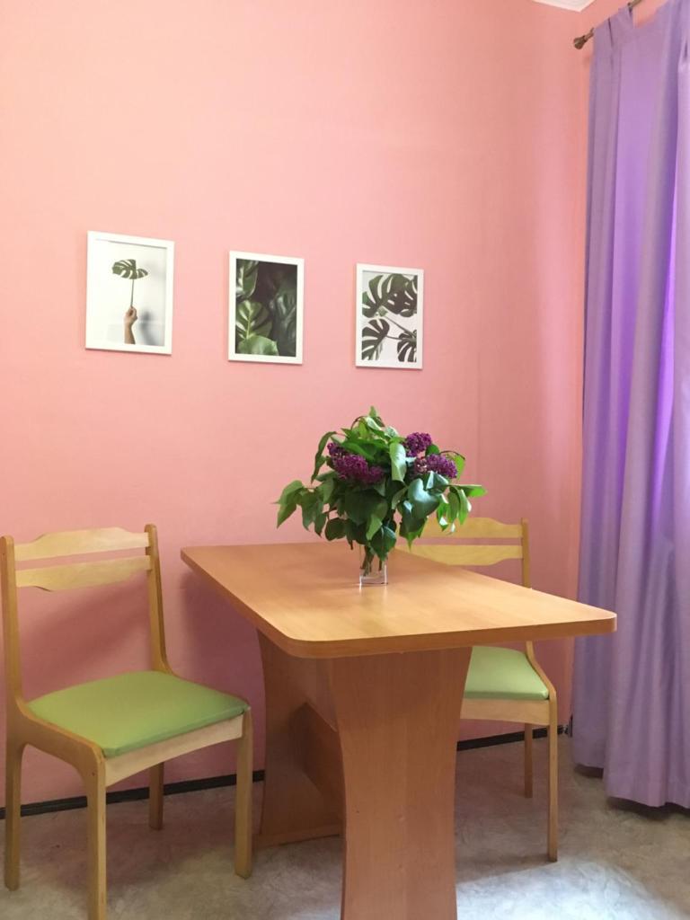 Апартаменты/квартира Apartment on Terskaya 12 - отзывы Booking