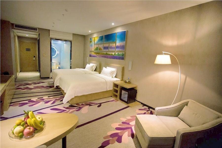 Отель Отель Lavande Hotel Huizhou Yuanzhou