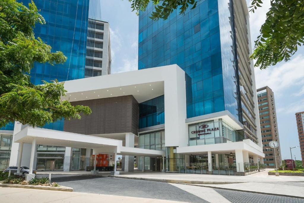 Отель Отель Crowne Plaza Barranquilla, An IHG Hotel