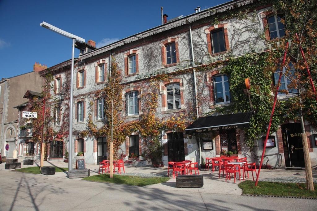 Отель Citôtel Marie Stuart - отзывы Booking