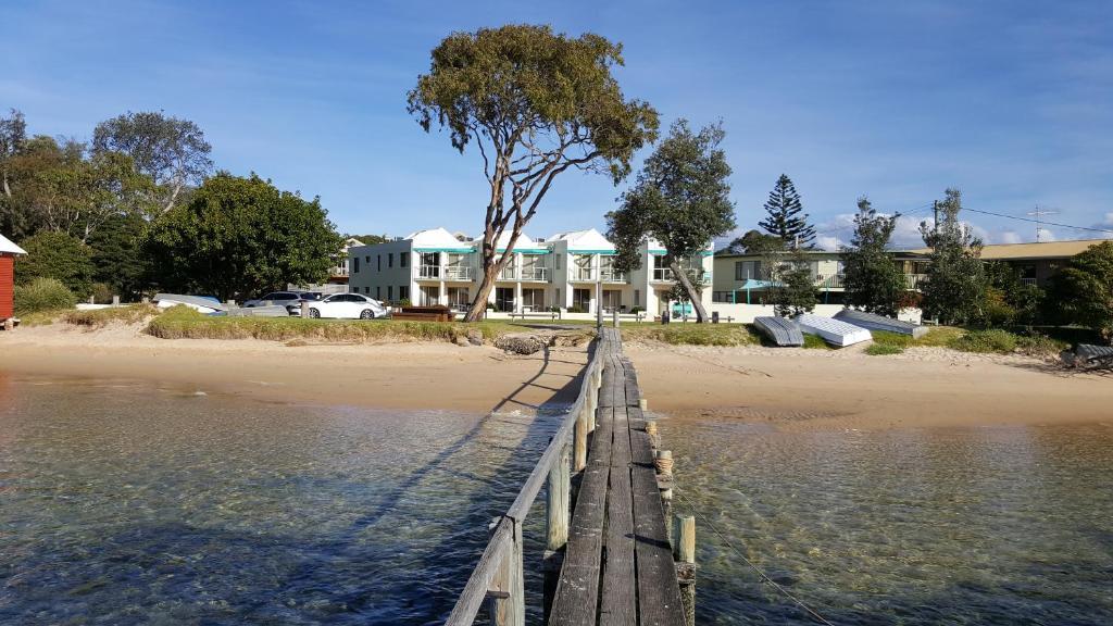 Апарт-отель Bayview Apartments - отзывы Booking