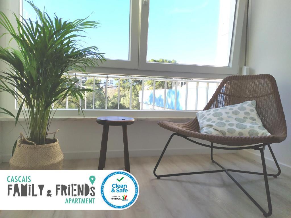 Апартаменты/квартира  Cascais Family & Friends  - отзывы Booking