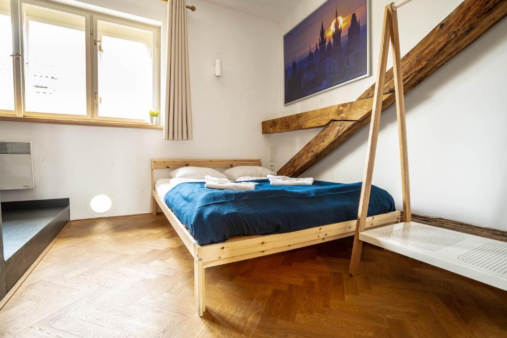 Апарт-отель Old Town Square Suites Prague - отзывы Booking