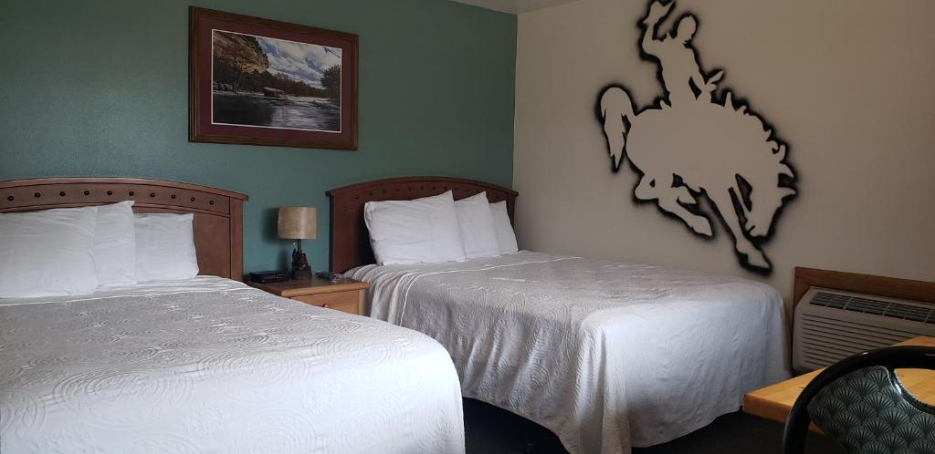 Мотель Big Bear Motel