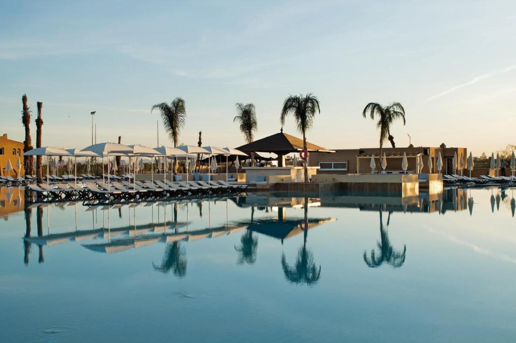 Отель Hotel Riu Tikida Palmeraie - All Inclusive - отзывы Booking