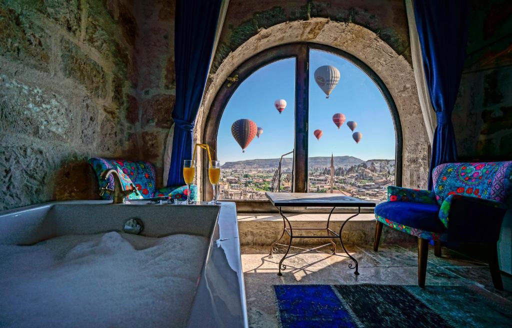 Отель типа «постель и завтрак»  Arinna Cappadocia  - отзывы Booking