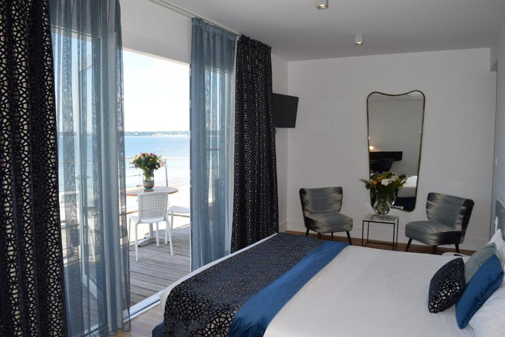 Отель  Les Sables Blancs  - отзывы Booking