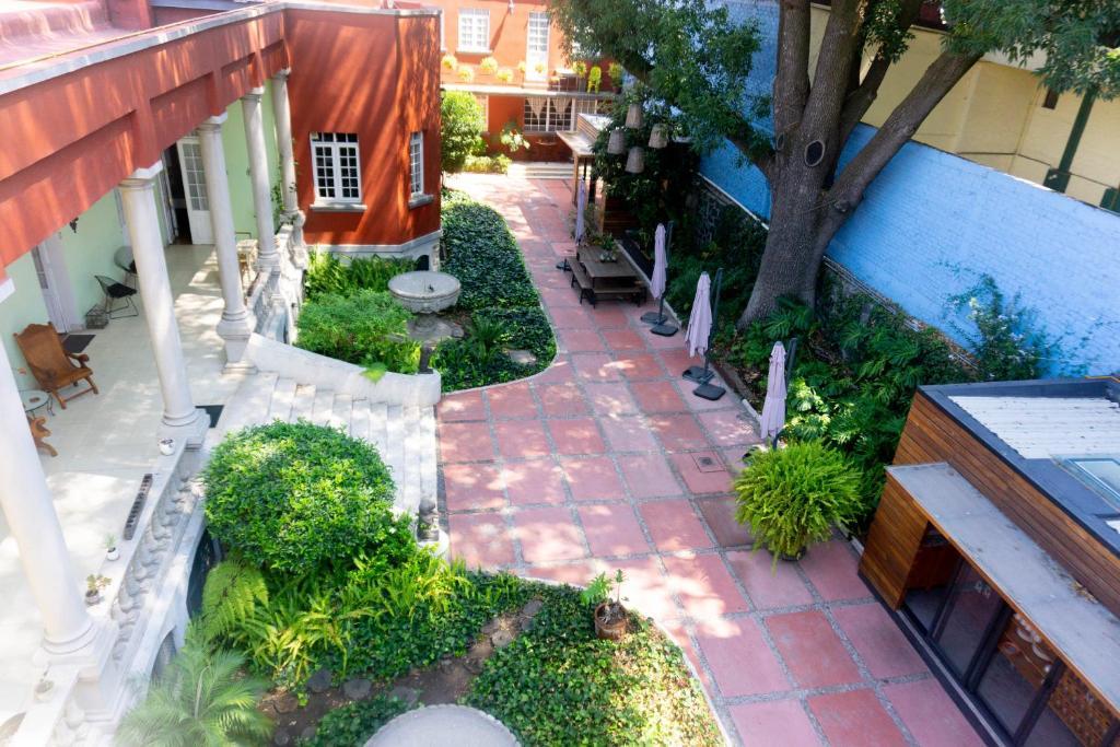 Апарт-отель  Casa Moctezuma  - отзывы Booking