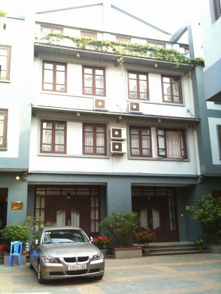 Отель Отель Thien Anh Hotel