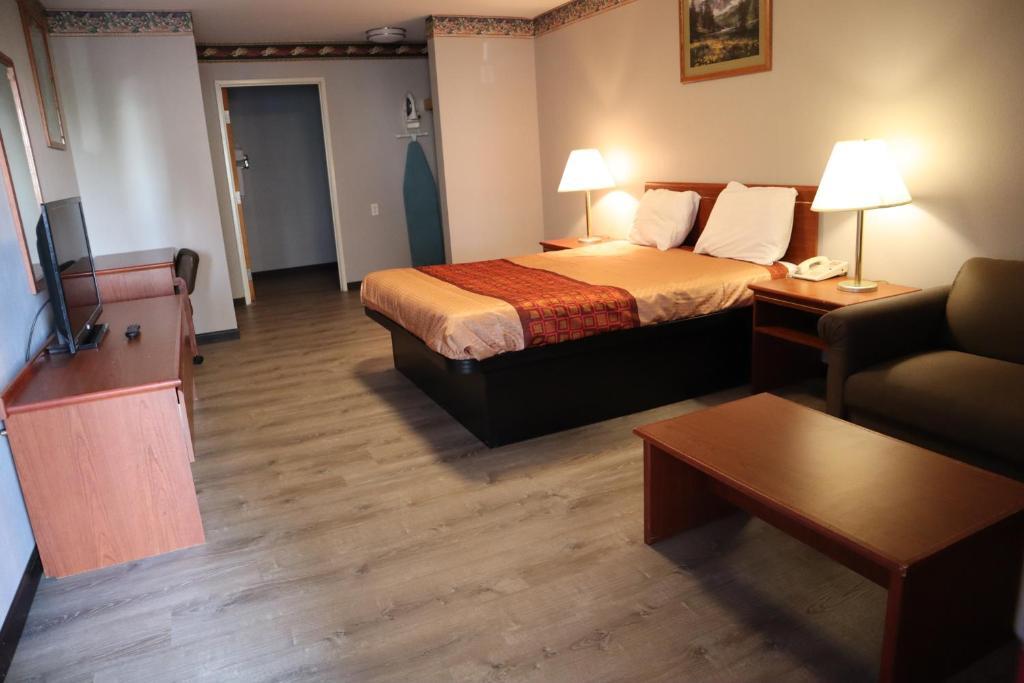 Мотель  Express Inn & Suites Eugene  - отзывы Booking
