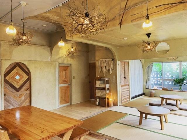 Загородный дом  Kafu-ya Miyagi igusa villa  - отзывы Booking