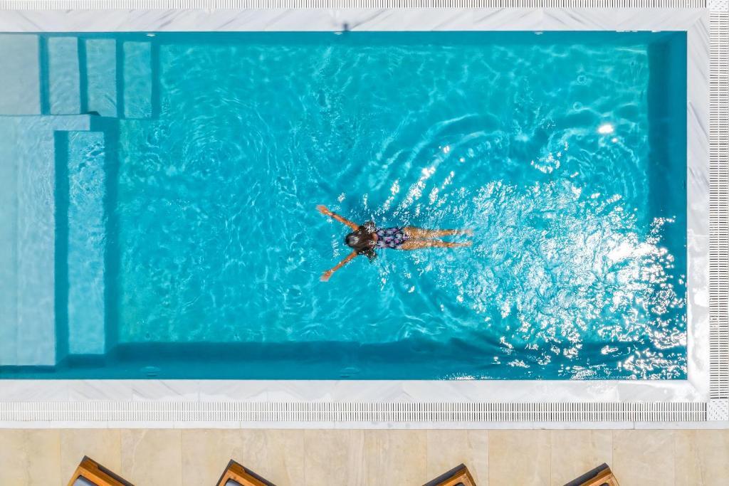 Апартаменты/квартиры  CORFOS BLUE MYKONOS  - отзывы Booking